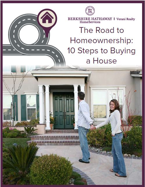 10 Steps to Homeownership